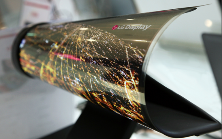 LG Display collaborating with Huawei, Lenovo for foldable phones: Report