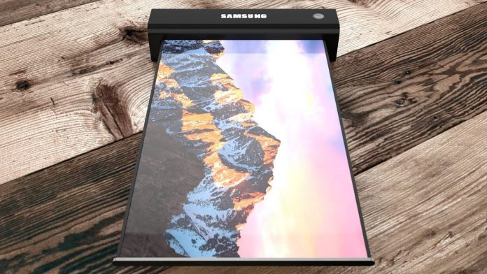 Samsung Electronics' Foldable Phone, Rollable Phone, and Streetchable Phone are just around the corner!