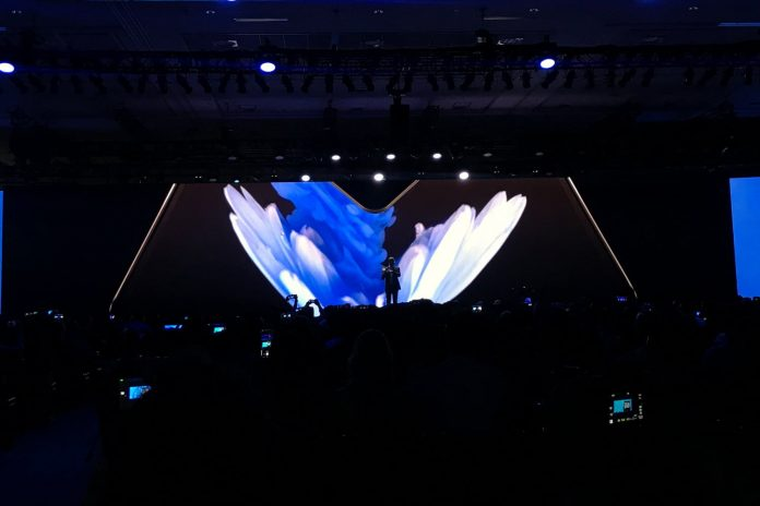 Samsung's Foldable Smartphone Might Also Be a Tablet