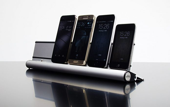 udoq At CES Las Vegas 2019 Debuts Mobile Device Docking Station