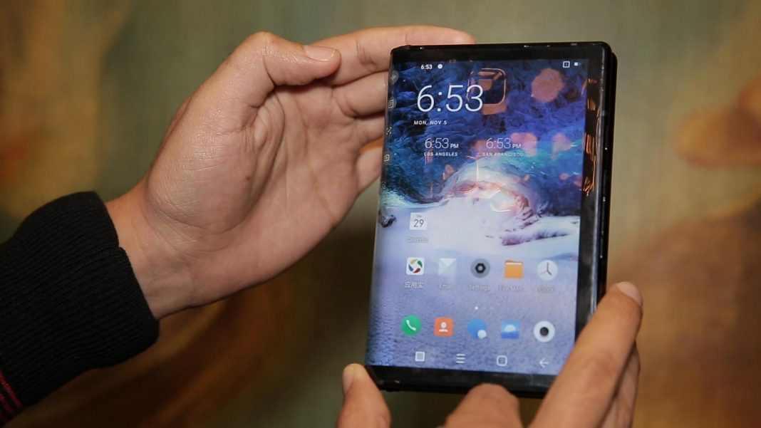 All the Incoming Foldable Phones for 2019