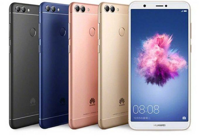 Huawei has launched a new mid-range smartphone dubbed Huawei P Smart (2019)