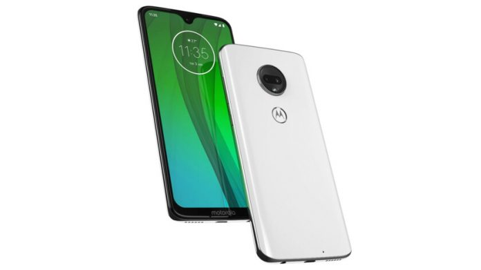 Motorola's website leaks all of the Moto G7 phones