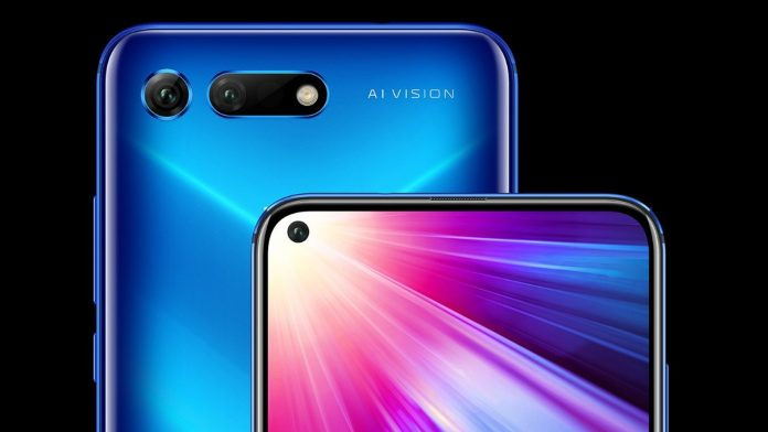 Huawei Honor View 20 to start at €549 in Europe, bundled with the Watch Magic