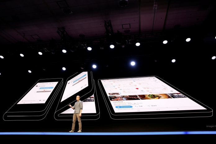 Samsung looks set to unveil foldable phone and Galaxy S10 next month