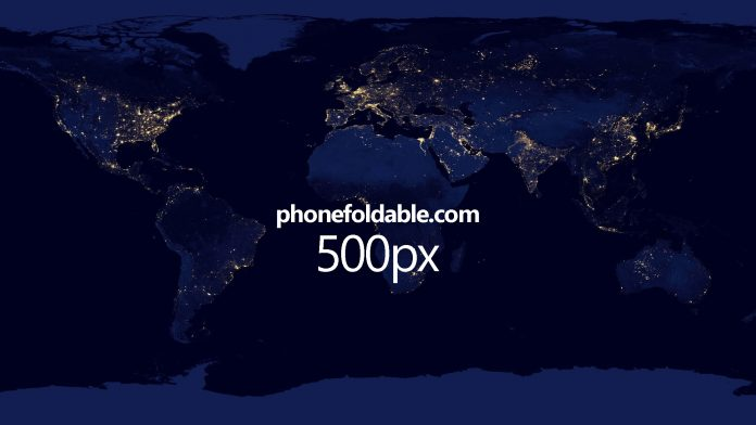 Foldable Phone on 500px