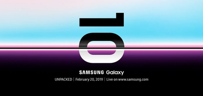 It's OFFICIAL. The next Samsung Galaxy Unpacked Event will take place on 20 February 2019, a week before MWC! Get ready for the Samsung Galaxy S10