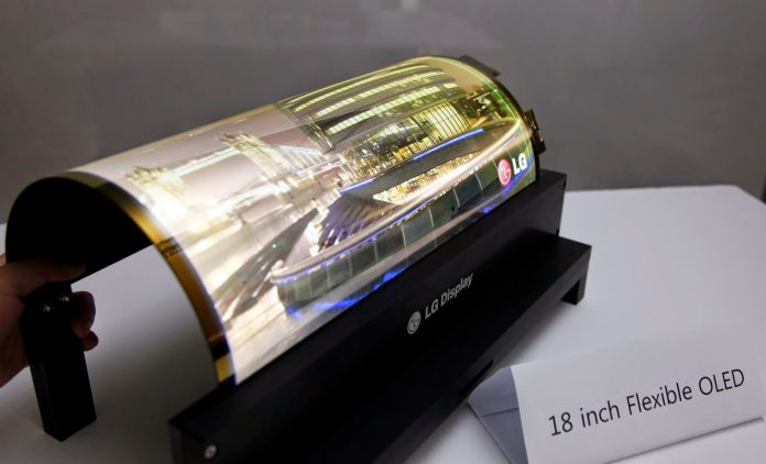 LG says it isn't launching a folding phone