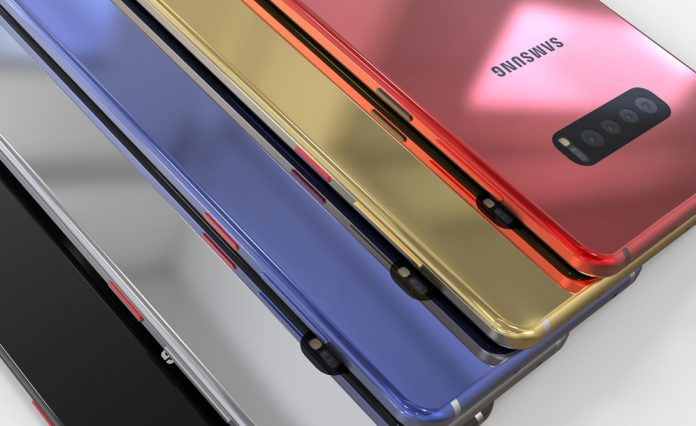 All you need to know about Samsung's new Galaxy S10 series.(AFP)