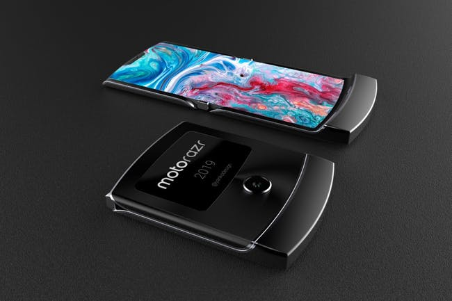 Motorola Razr 2019 Renders Show Why the Flip Phone Is Making a Comeback