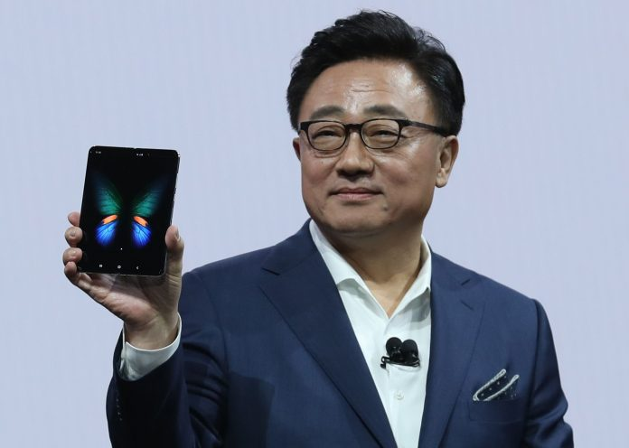 Samsung's Galaxy Fold launches next month at a pricey $1,980