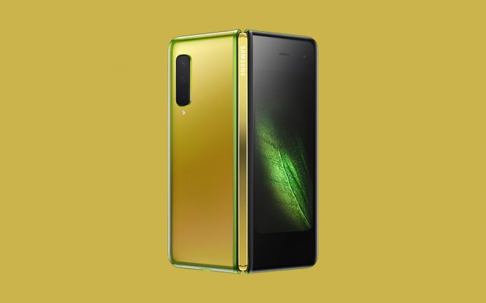 Samsung Quickly Sold Out of the $2,000 Galaxy Fold