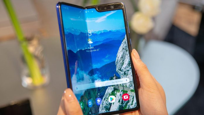 Samsung Galaxy Fold : Learn here full specifications and features