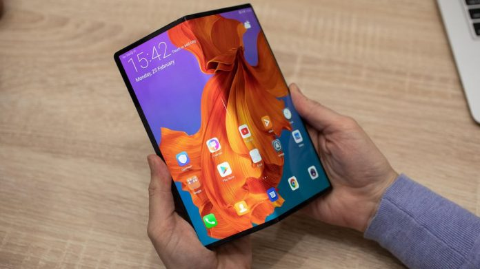 Huawei's Mate X will set you back about $2,600 -- the cost is one of the reasons Gartner expects people to be slow to buy foldable phones.