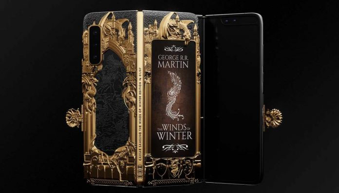 Samsung Galaxy Fold Game of Thrones edition: Isn't that odd?