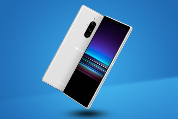 Sony's Xperia F smartphone might be a Galaxy Fold and Mate X rival with 5G