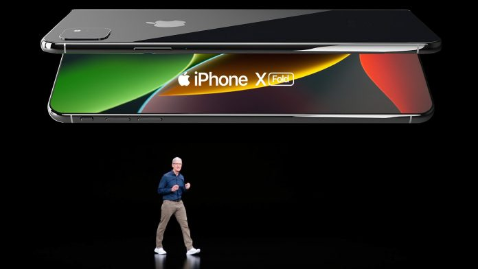 APPLE will tackle Samsung Galaxy Fold Foldable Phone and Huawei Mate X with folding iPad
