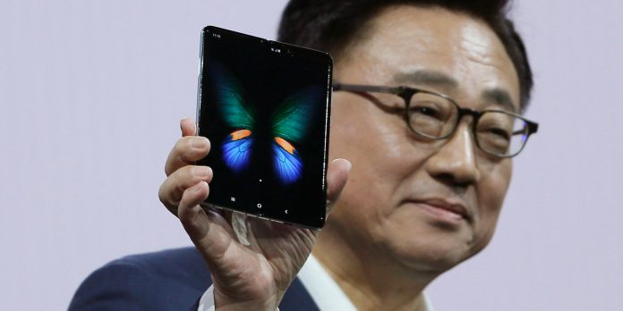 Samsung's revised $2,000 foldable Galaxy Fold smartphone is reportedly launching on September 6