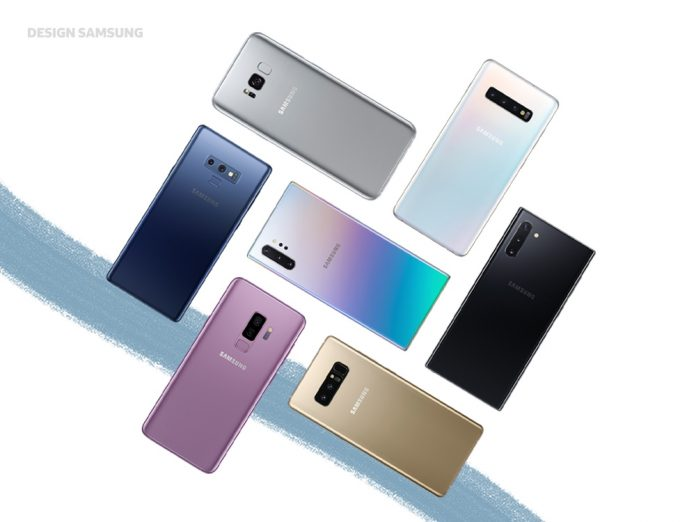 How Samsung Reimagined the Galaxy Note10's Design