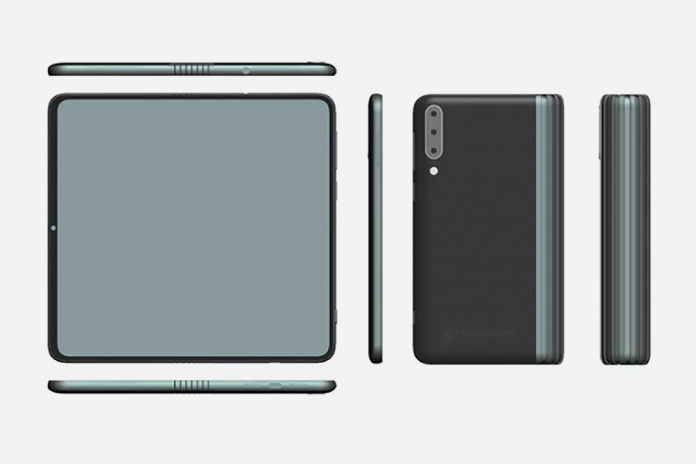 Two TCL foldable phones leak out, including a flip phone-like clamshell