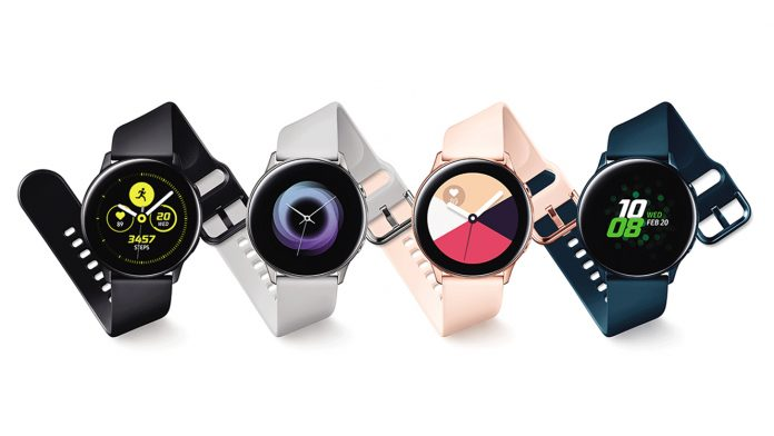 Galaxy Watch Active2: release date, price and the touch-sensitive bezel
