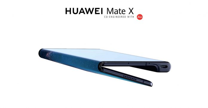 Huawei Mate X 5G Foldable Phone to Launch in China in October Starting at 9,999 Yuan