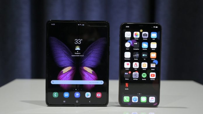GALAXY FOLD: Samsung's foldable phone on sale in U.S.