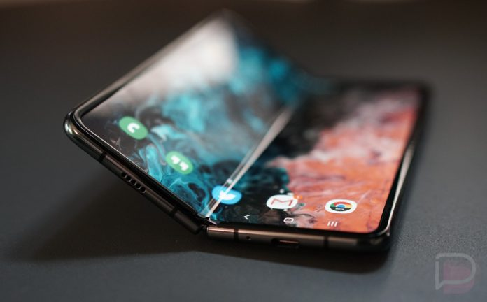 My Galaxy Fold Display is Not Damaged After a Day