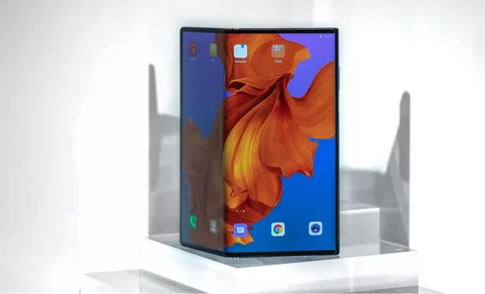 Huawei's folding Mate X ships next month for $2,400