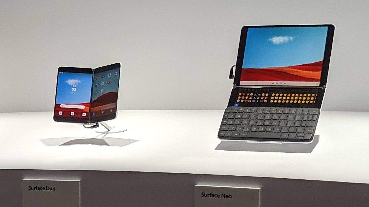 Microsoft Surface Duo | Foldable Phone Online Shopping