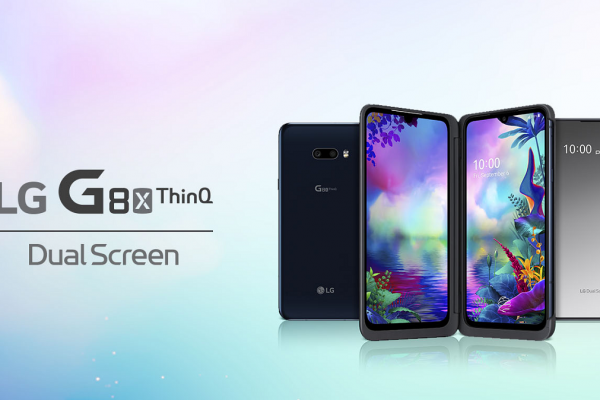 LG Foldable Smartphone LG G8X ThinQ With Dual Screen Is Something Unique.