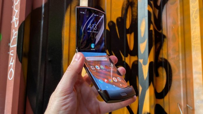 Motorola's RAZR Foldable 2019 reboot will land in Australia in January