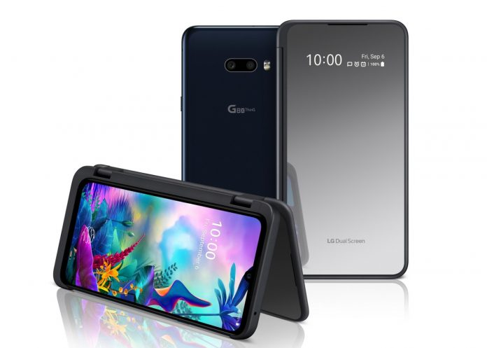 LG G8X ThinQ Foldable Phone shop