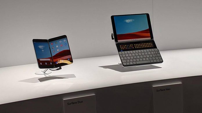 Surface Duo shop